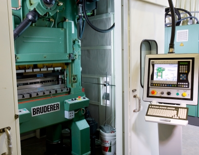 BRUDERER BSTA 300-85B PRESS
